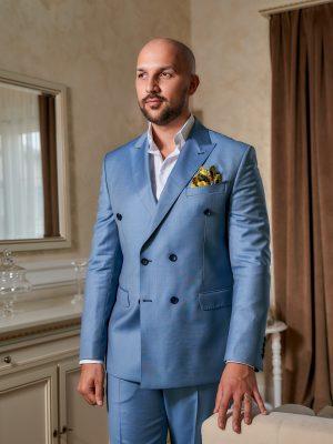 Costum-Bleu-Double-Breasted-Costume-Miri-Costume-Stare-Civilă-Magazin-Costume-Barbati-Cluj-Napoca-