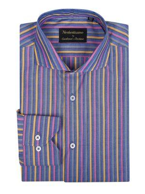 Camasa-Barbati-Casual-Multicolor-Stripes-Camasi-Barbati-Gentlemens-Boutique-Gold-