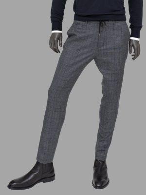 Pantaloni-Eleganti-Slim-Gri-Pantaloni-Barbati-Magazin-Costume-Barbati-Gentlemens-Boutique-Cluj-Napoca-