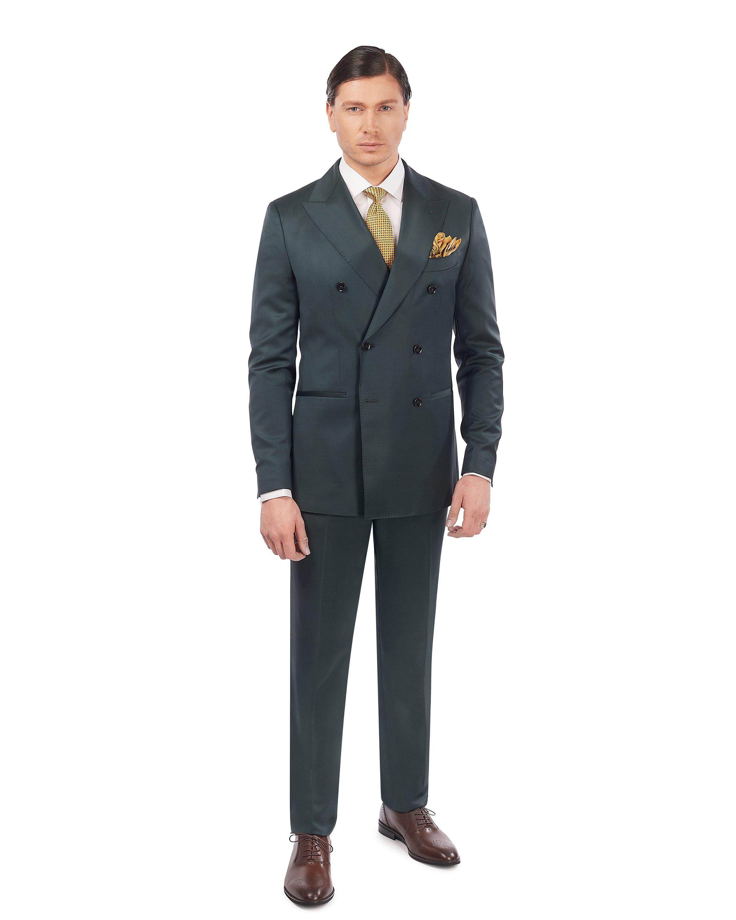 Costum-Barbati-Double-Breasted-Verde-Olive-Uni-Magazin-Costume-Barbati-Cluj-Napoca-Gentlemens-Boutique-Gold-Soporului-8-